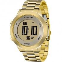 13d405cf08d Relógio lince feminino digital dourado sdph037lkxkx -