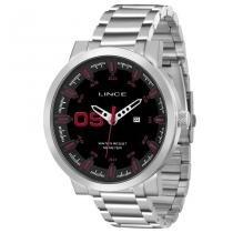 0bb94334f89 Relógio Lince Masculino Ref  Mrmh017s Pvsx Casual Prateado -