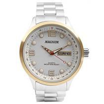 Relógio Magnum MA32578S Masculino - Esportivo Analógico