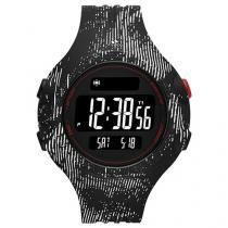 Relógio Masculino Adidas Digital - Resistente à Água Cronômetro ADP3186/8PN