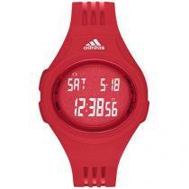 Relógio Masculino Adidas Performancer ADP3175/8VN - Digital Resistente à Água Cronômetro Calendário