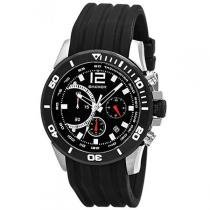 Relógio Masculino Backer 1573669M - Analógico Resistente à Água Cronógrafo