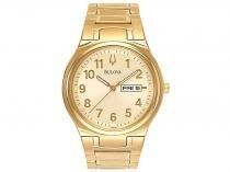 Relógio Masculino Bulova Analógico - Resistente à Água AH 20024 Q