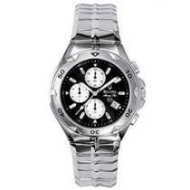Relógio Masculino Bulova Analógico - Resistente à Água Cronógrafo WB 30471 T