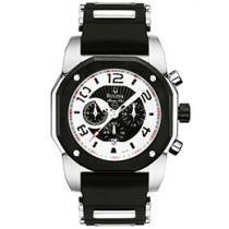 Relógio Masculino Bulova Analógico - Resistente à Água Cronógrafo WB 31041 P