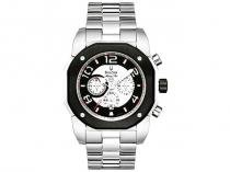 Relógio Masculino Bulova Analógico - Resistente à Água Cronógrafo WB 31041 T