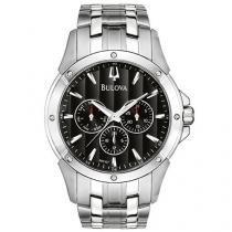 Relógio Masculino Bulova Analógico - Resistente à Água WB 21632 T