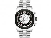 Relógio Masculino Bulova Analógico WB 31041 T  - Prata
