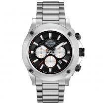 Relógio Masculino Bulova Harley Davidson Analógico WH30386T -