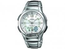 Relógio Masculino Casio Analógico - Resistente à Água AQ 180WD 7BV
