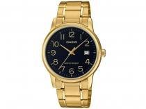 Relógio Masculino Casio Analógico - Resistente à Água Collection MTP-V002G-1BUDF