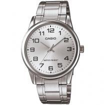 Relógio Masculino Casio Analógico - Resistente à Água Collection MTPV001D7BUDF