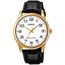 Relógio Masculino Casio Analógico - Resistente à Água Collection MTPV001GL7BUDF
