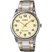 Relógio Masculino Casio Analógico - Resistente à Água Collection MTPV001SG9BUDF