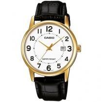 Relógio Masculino Casio Analógico - Resistente à Água Collection MTPV004L7AUDF