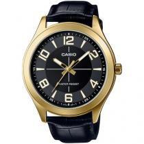 Relógio Masculino Casio Analógico - Resistente à Água Collection MTPVX01GL1BUDF