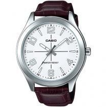 Relógio Masculino Casio Analógico - Resistente à Água Collection MTPVX01L7BUDF