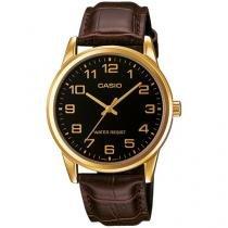Relógio Masculino Casio Analógico - Resistente à Água MTPV001GL1BUDF