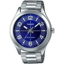 Relógio Masculino Casio Analógico - Resistente à Água MTPVX01D2BUD