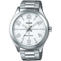 Relógio Masculino Casio Analógico - Resistente à Água MTPVX01D7BUD