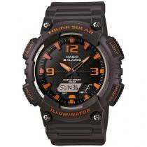 Relógio Masculino Casio AQ-S810W-8AVDF - Anadigi Resitente à Água com Calendário
