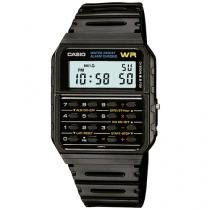 Relógio Masculino Casio Digital Esportivo - CA-53W-1Z Preto