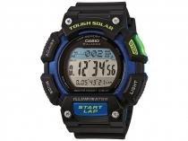 Relógio Masculino Casio Digital Esportivo  - STL-S110H-1BDF Preto