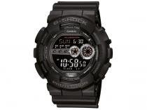 Relógio Masculino Casio Digital - G-SHOCK GD-100-1BDR