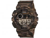 Relógio Masculino Casio Digital - G-SHOCK GD-120CM-5DR