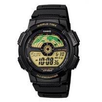 Relógio Masculino Casio Digital - Resistente à Água AE-1100W-1BV