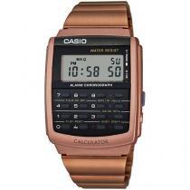 Relógio Masculino Casio Digital - Resistente à Água Cronômetro CA-506C-5ADF
