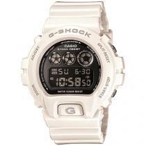 Relógio Masculino Casio Digital Resistente à Água - Cronômetro Cronógrafo G-SHOCK DW-6900NB-7DR