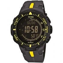 Relógio Masculino Casio Digital Resistente à Água - Cronômetro PRG-300-1A9DR