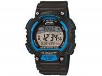 Relógio Masculino Casio Digital - Resistente à Água Cronômetro STL-S100H-2AVDF