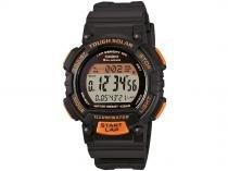 Relógio Masculino Casio Digital - Resistente à Água STL-S300H-1BDF