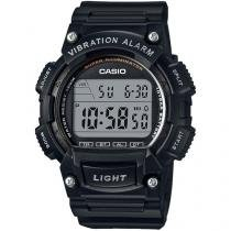 Relógio Masculino Casio Digital - Resistente à Água W-736H-1AVDF