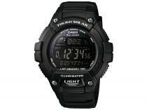 Relógio Masculino Casio Digital - Resitente à Água W-S220-1BVDF