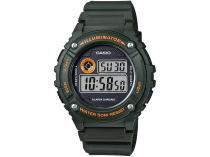 3e18a4c279f Relógio Masculino Casio Digital - W-216H-3BVDF