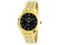 Relógio Masculino Champion Analógico  - CA21704U Dourado