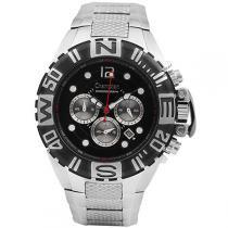 Relógio Masculino Champion Analógico - Resistente à Água Cronógrafo CA 30605 D