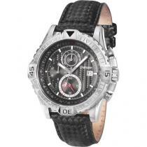 Relógio Masculino Champion Analógico - Resistente à Água Cronográfo CA30847T