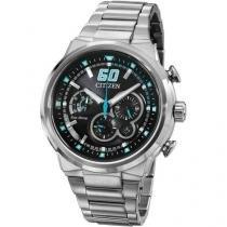 Relógio Masculino Citizen Analógico - Resistente à Água Cronógrafo Eco Drive TZ30688F