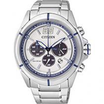 Relógio Masculino Citizen Analógico  - Resistente à Água Cronógrafo TZ30455Q