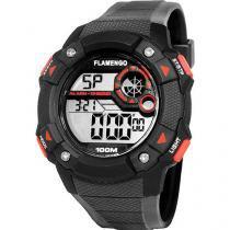 Relógio Masculino Clubes Technos Digital Casual Flamengo FLA1360B/8P - Technos