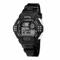 Relógio Masculino Clubes Technos Santos Digital Esportivo Sfc13615/8c - Technos