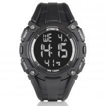 Relógio Masculino Cobalt Preto ES100 - Atrio - Atrio