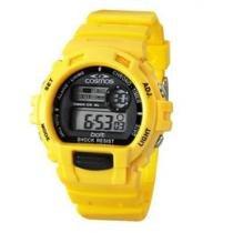 Relógio Masculino Cosmos Digital - Resistente à Água Cronógrafo Cronômetro OS 41379 Y