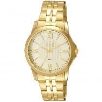 Relógio Masculino Dumont Analógico DU2115BB/4X - Dourado - Único - Dumont