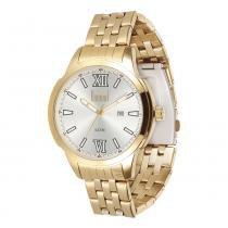 Relógio Masculino Dumont Analógico DU2115DB/4K - Dourado - Único -