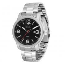 Relógio Masculino Dumont Analógico DU2115DE3P - Prata - Único - Dumont